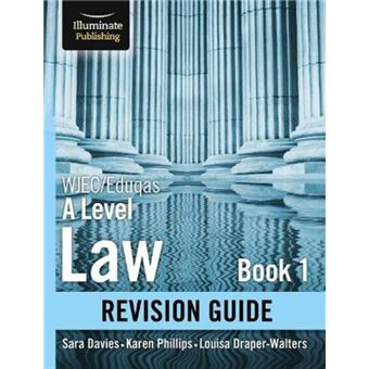 Wjec/eduqas law for a level book 1