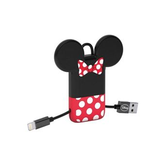 Cabo USB Tribe keyline Lightning Disney - Minnie
