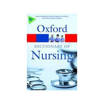 A Dictionary of Nursing (5.ª edição)