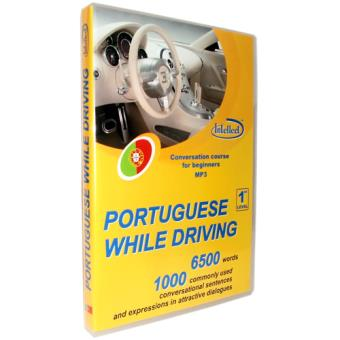 Portuguese While Driving Level 1 - MP3