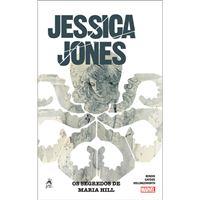 Jessica Jones - Livro 2: Os Segredos de Maria Hill