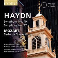 Haydn: Symphonies Nos. 49 & 87 - CD