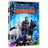 Como Treinares o Teu Dragão 3: O Mundo Secreto - DVD