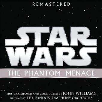 BSO Star Wars: The Phantom Menace - CD