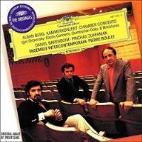 "Berg | Chamber Concerto & Stravinsky | Concerto in E flat ""Dumbarton Oaks"""