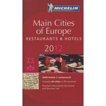 Main Cities of Europe 2012