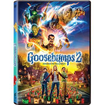 Goosebumps 2: Arrepios no Halloween - DVD