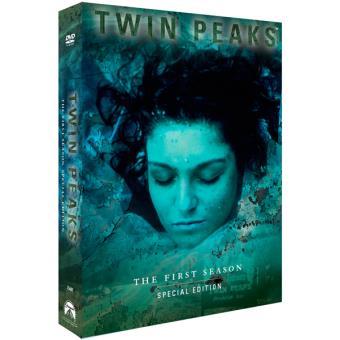 Twin Peaks - 1ª Temporada (DVD)