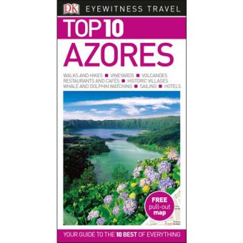 Eyewitness Top 10 Travel Guide - Azores