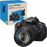 Canon EOS 700D + EF-S 18-135mm f/3.5-5.6 IS STM Pack Fnac