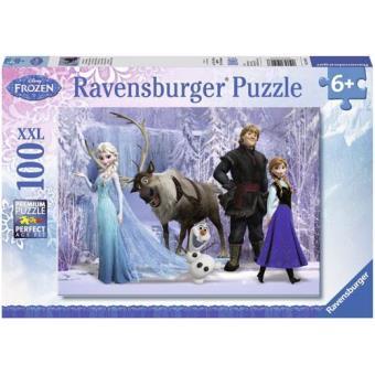 Puzzle XXL Frozen - 100 Peças