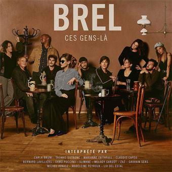 Brel: Ces Gens-Là - CD