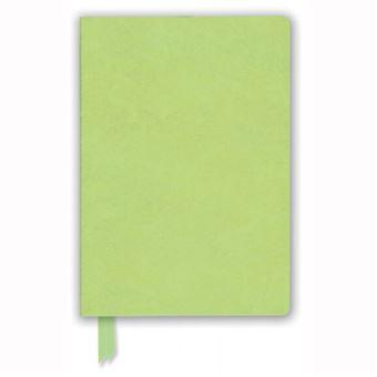 Caderno Pautado Flame Tree - Pale Mint Green