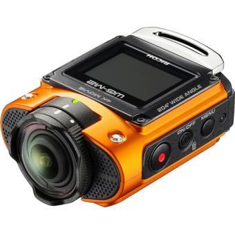 Ricoh Action Cam WG-M2 (Laranja)
