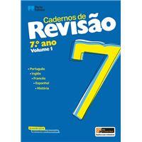 Cadernos de Revisão - 7º Ano - Livro 1