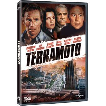 Terramoto - DVD