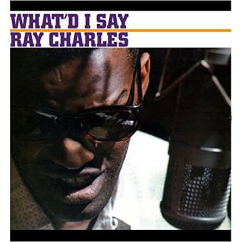 What i Say - LP