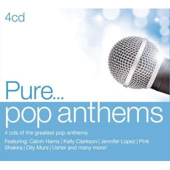 Pure... Pop Anthems (4CD)