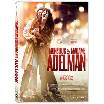 Monsieur & Madame Adelman - DVD