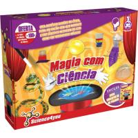 Magia com Ciência - Science4you