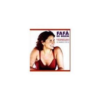 cd fafa de belem vermelho 20 grandes exitos