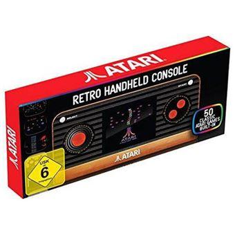 Consola Retro Portátil Blaze ATARI - 50 Jogos