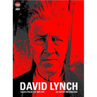 David Lynch:The art Life - 20 Curtas Metragens - DVD