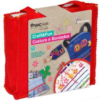 Craft & Fun Costura e Bordados - Science4you