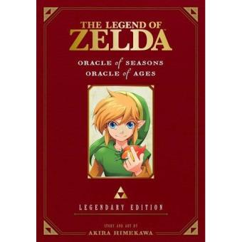 The Legend of Zelda: Legendary Edition - Book 2: Oracle of Seasons and Oracle of Ages
