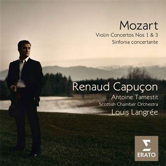 Mozart - Violin Concertos Nos. 1 & 3