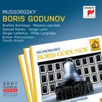 Mussorgsky: Boris Godunov - 3CD