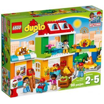 LEGO DUPLO Town 10836 Largo da Cidade
