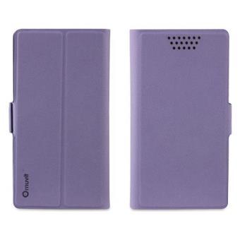 Muvit Capa Universal para Smartphone 5'' (Violeta)