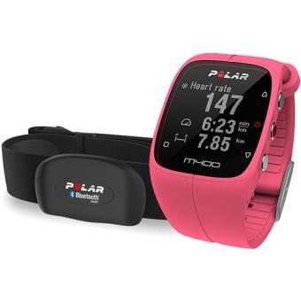 f103b99e94c Polar Relógio M400 HR (Rosa) - Relógios Desporto - Compra na Fnac.pt