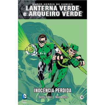 Lanterna Verde/Arqueiro Verde: Inocência