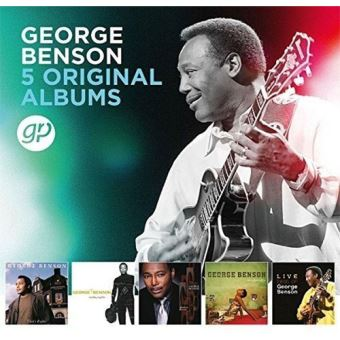George Benson: 5 Original Albums - 5CD