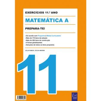Exercícios 11º Ano - Matemática A