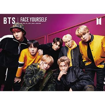 Face Yourself - CD + DVD + Booklet + Sleeve Case