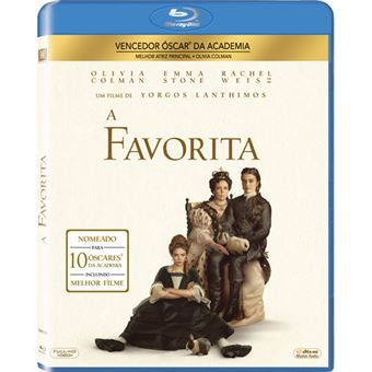 A Favorita - Blu-ray