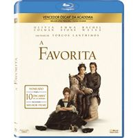 A Favorita - Blu-ray