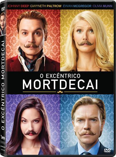 O Excêntrico Mortdecai Trailer