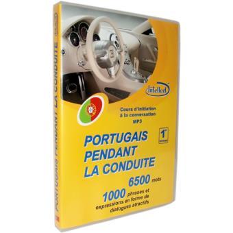 Portugais Pendant la Conduite Niveau 1 - MP3
