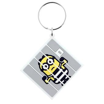 Keyring Rubber Despicable Me 3 Minion Prision