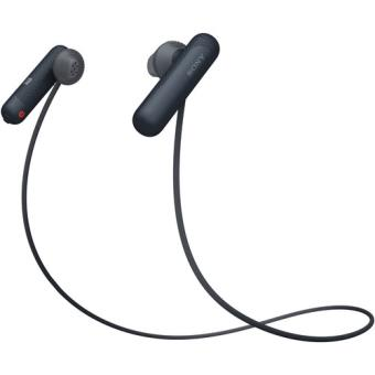 Auriculares Bluetooth Sony WI-SP500 - Preto