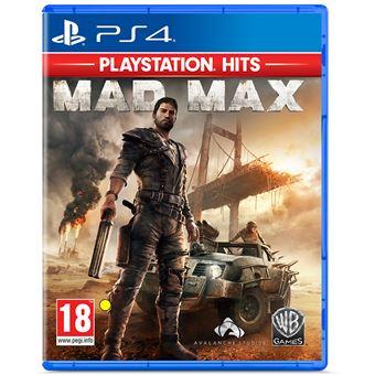 Mad Max - Playstation Hits - PS4