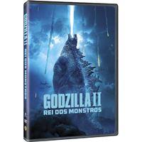 Godzilla II: Rei dos Monstros - DVD