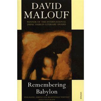 write a detailed essay on the creativity of david malouf