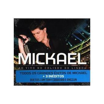 Mickael - Ao Vivo no Coliseu de Lisboa (Edição Especial CD+DVD)