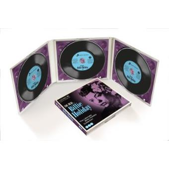 The Real... Billie Holiday (3CD)