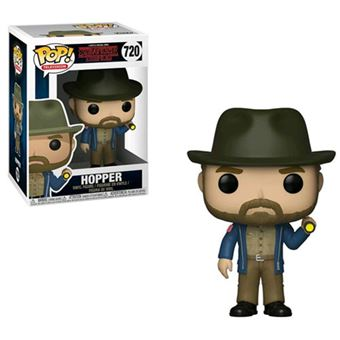 Funko Pop! Stranger Things: Hopper with Flashlight - 720